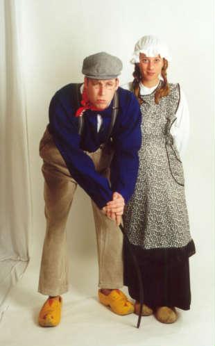Wonderbaar Klemo kledingverhuur en -verkoop - Kleding - BO: Boerenkleding - Boer WH-75