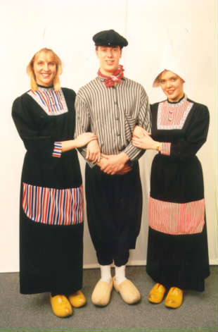 Spiksplinternieuw Klemo kledingverhuur en -verkoop - Kleding - BO: Boerenkleding EH-35